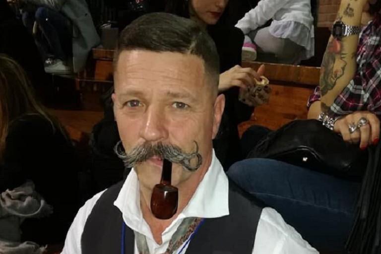 Il miglior baffo 2018 è del gravinese Gianni Matera