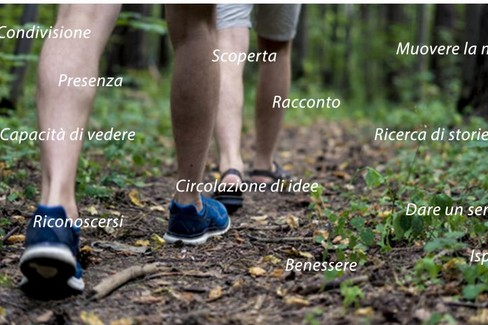 giornata mondiale della salute mentale- passeggiata al bosco