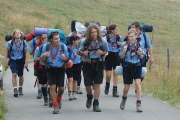 Giovani Rover e Scolte Scout Dell Agesci in Cammino 2008 Imagelarge1