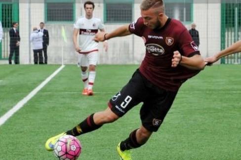 Giovanni Cappiello- Nuovo attaccante Fbc