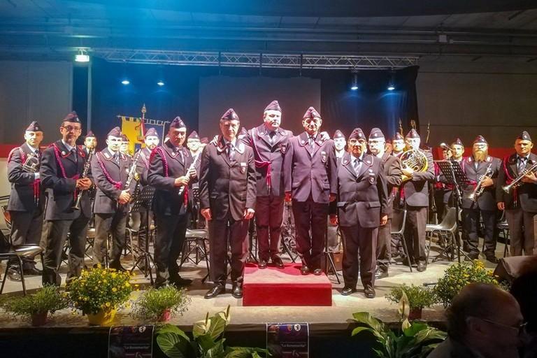 Giuseppe Basile- fanfara de carabinieri