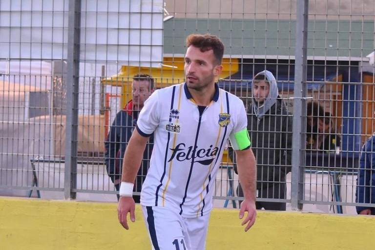 Giuseppe Chiaradia- capitano Fbc Gravina