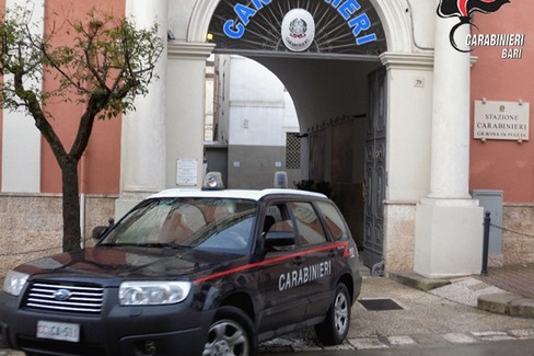 Caserma dei Carabinieri di Gravina