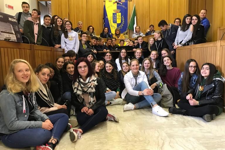 Erasmus Istituto Santomasi-Scacchi