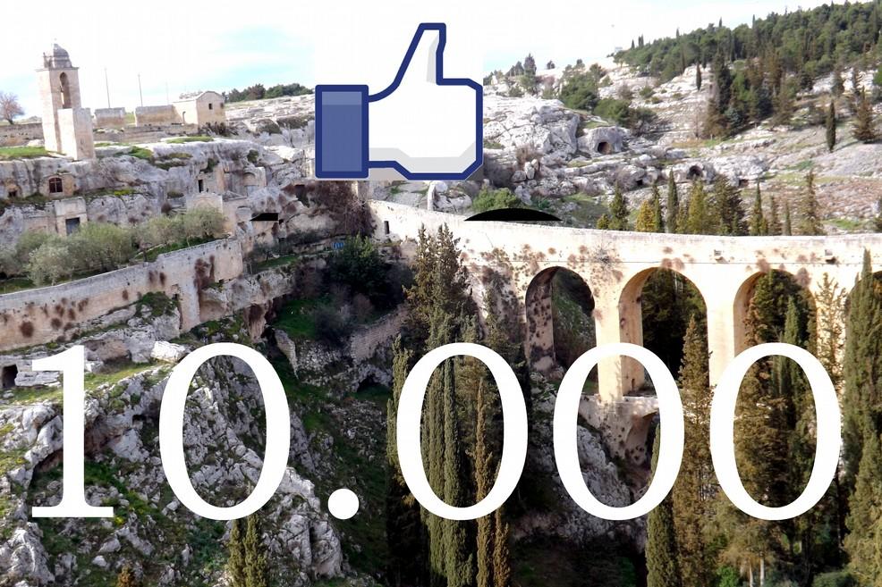 10000 like facebook gravinalife