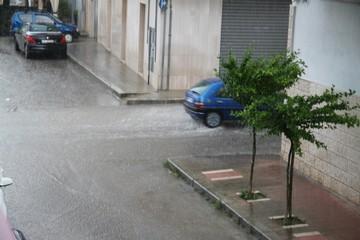 pioggia gravina