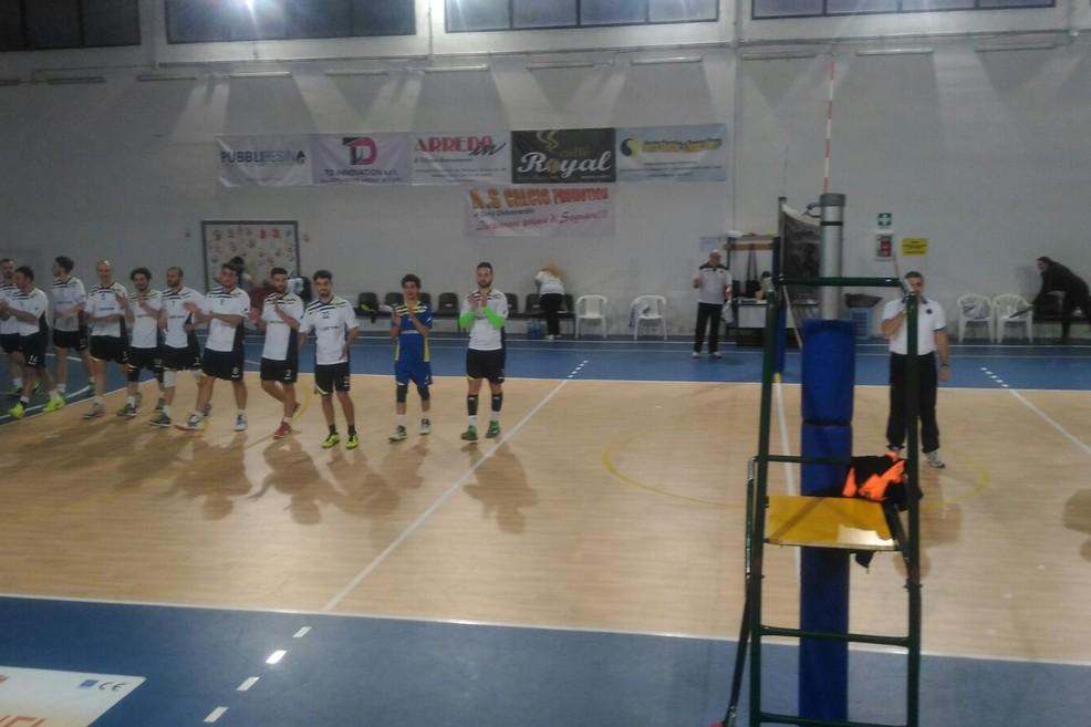 ASDC Young Lions Peuceta sopraffatto dalla Casareale Volley Gravina per 3-1