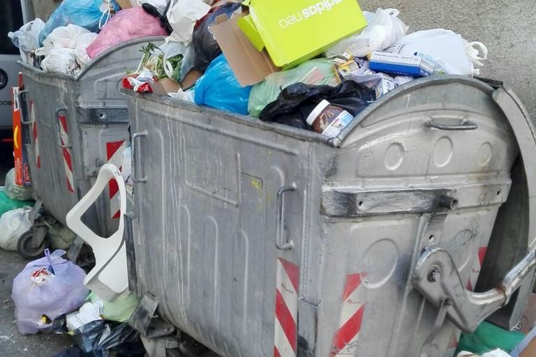 Guasto all'impianto :stop alla raccolta dei rifiuti