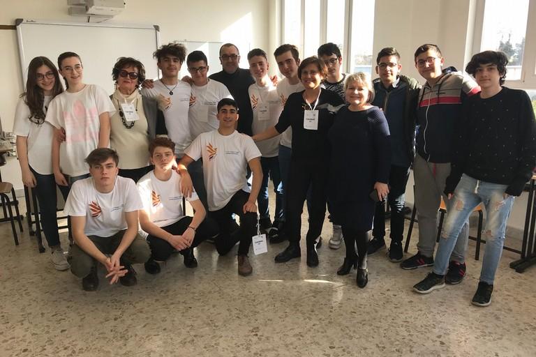 studenti bachelet progetto nao