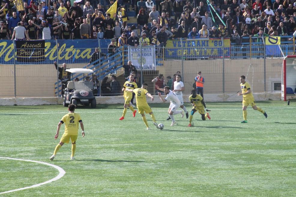 FBC Gravina 2-1 Vultur Rionero