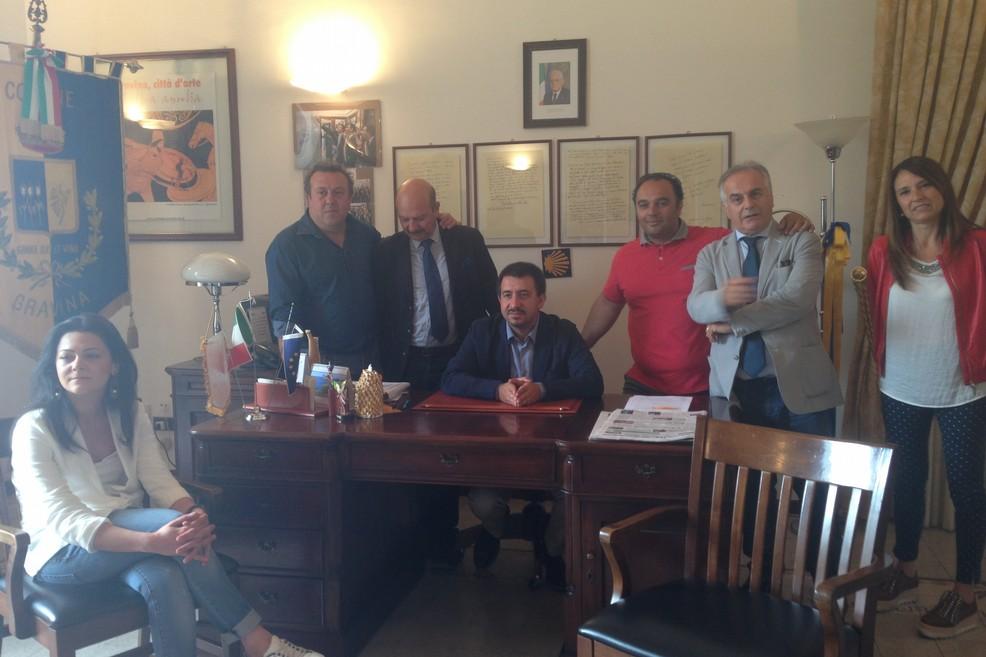 Conferenza stampa del XIV° Raduno dei Cortei storici