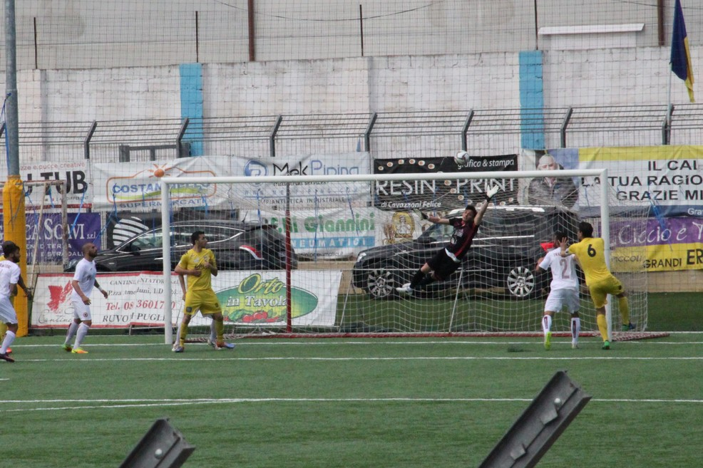 FBC Gravina 1-0 Trastevere