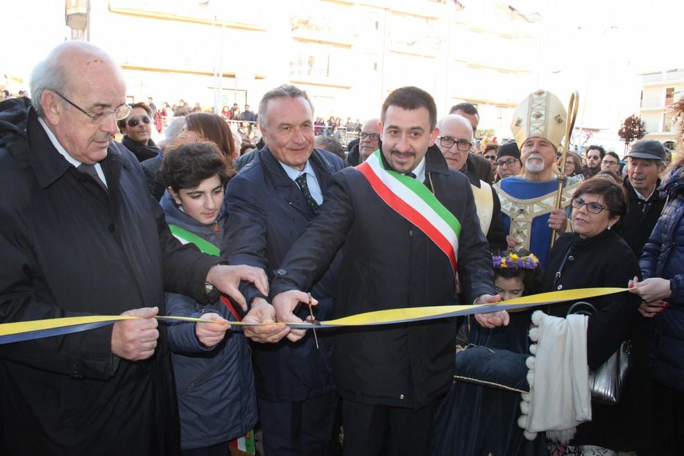 Inaugurazione 723^ edizione Fiera S. Giorgio