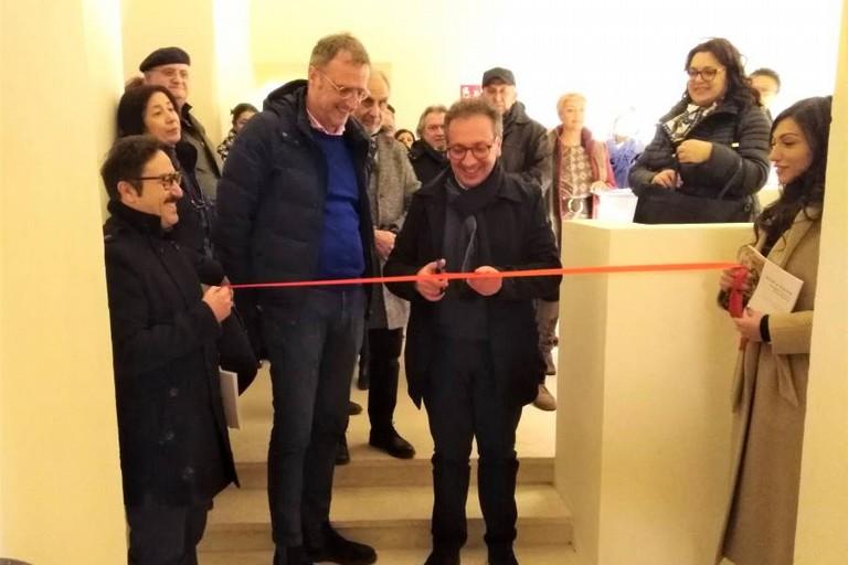 inaugurazione mostra pittori gravinesi