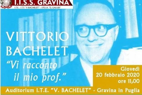 Incontro su Vittorio Bachelet