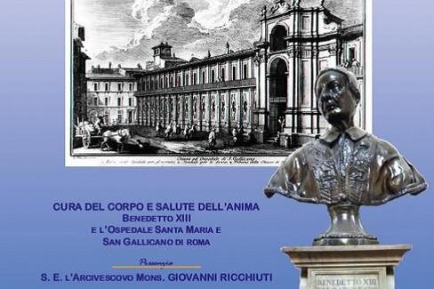 incontro Benedetto XIII
