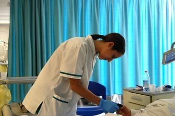 infermiere tirocinante
