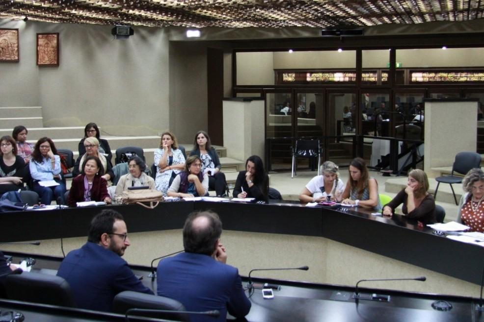 commissione pari opportunità 2016