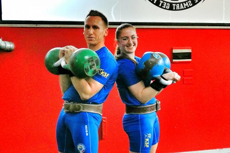 Atleti azzurri