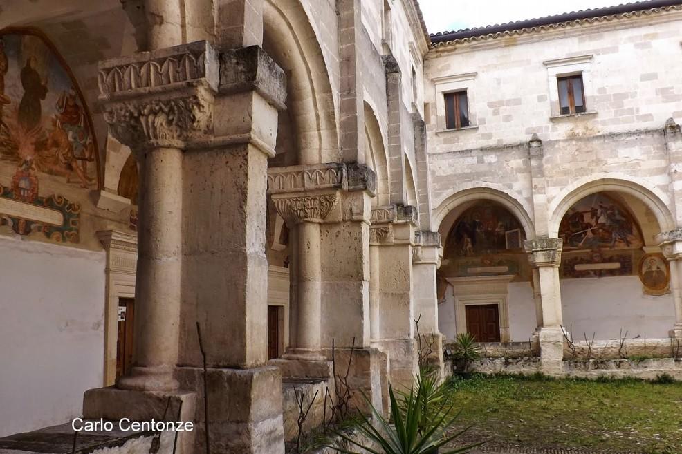 Chiostro San Sebastiano