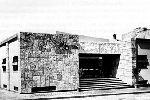 sede della banca popolare di Puglia e Basilicata