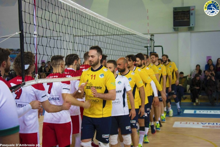 Casareale Volley Vs Molfetta