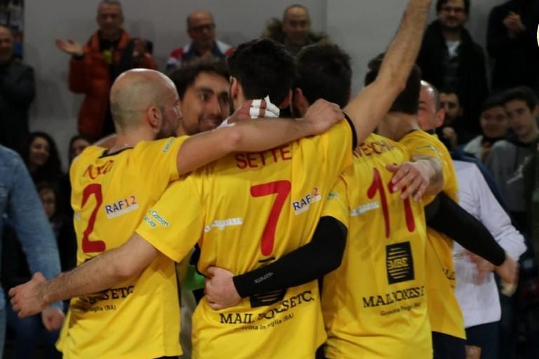 Magis vs Martina. <span>Foto Pasquale  Dambrosio</span>