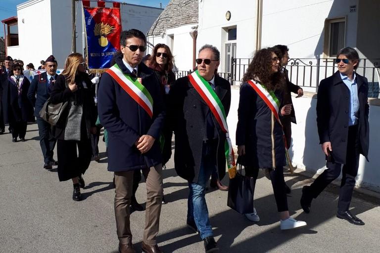 marcia della Pace- Ass. Lorusso