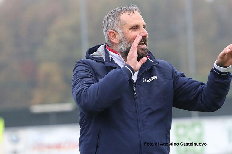 Marco Gaburro- allenatore Fbc