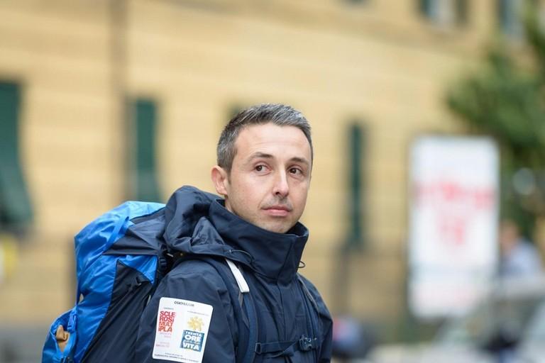 Marco Togni- volontario dell'Aism