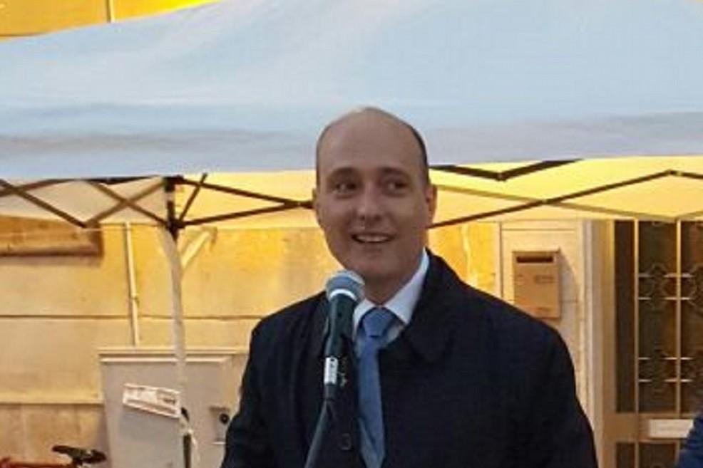 Consigliere regionale (M5S) Mario Conca
