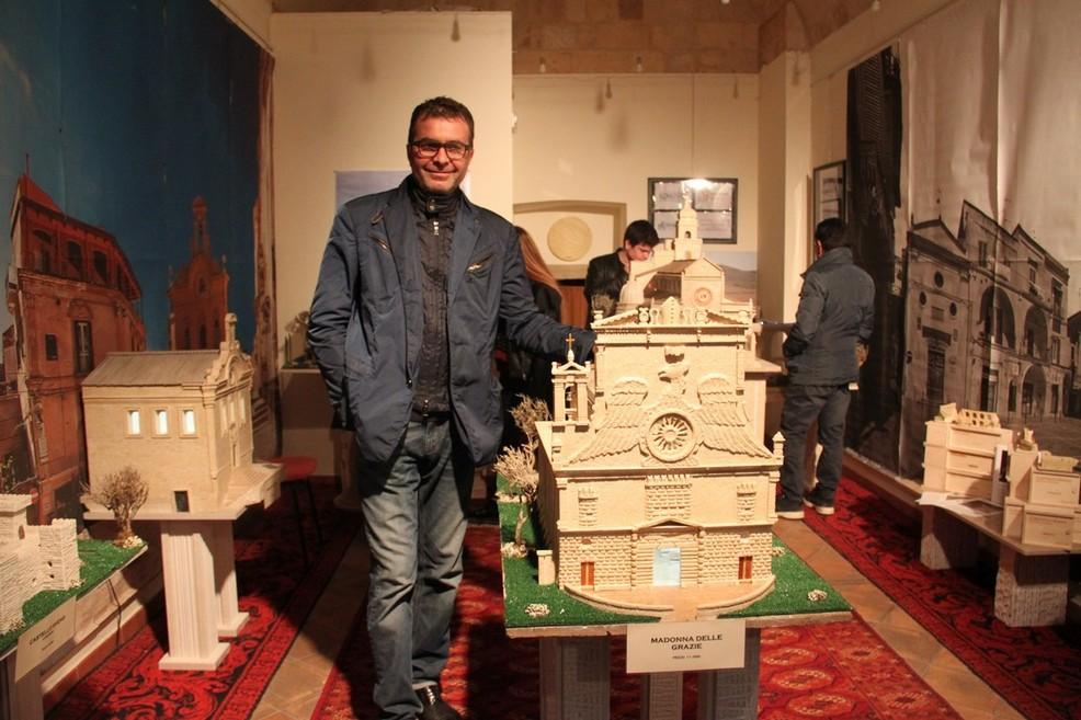 Massimo Loglisci, mostra