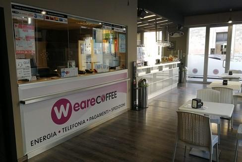 """""""WeareCoffee"""": il prototipo del nuovo locale multiservizi"""