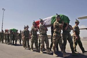 lutto soldati