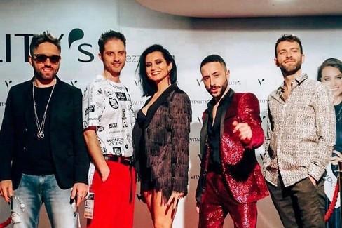 """Musica: BANDagliocchi brilla a  """"Casa Sanremo """" e ora sogna"""