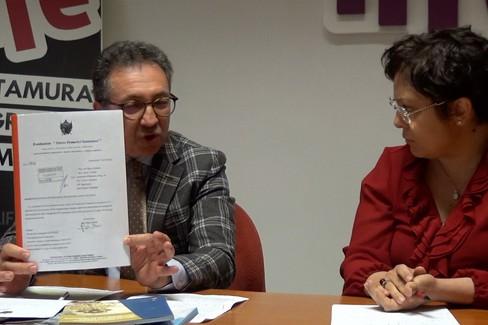 Fondazione Santomasi: il bilancio del presidente Burdi