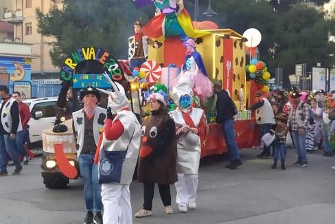 Ciak... si sfila, ecco il Carnevale a tema cinematografico
