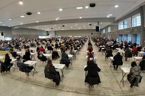 Infermieri, concluso il concorso unico regionale per 566 posti
