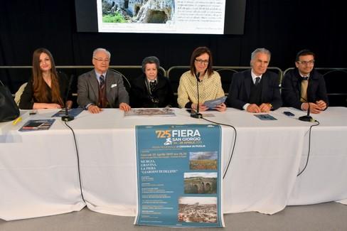 FIERA SAN GIORGIO: appuntamenti del 25 aprile a cura della Fondazione E. P. Santomasi