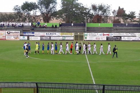 Calcio, pesante sconfitta per la Fbc. Loseto ora rischia la panchina?