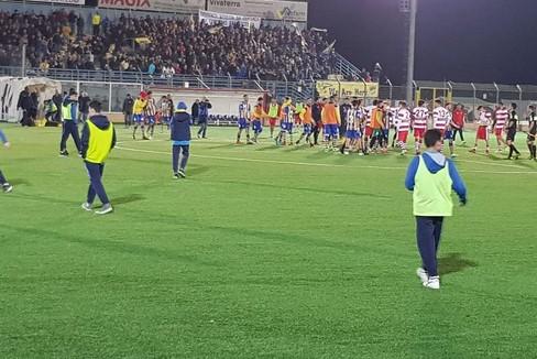 Fbc Gravina battuta ai rigori dalla Team Altamura