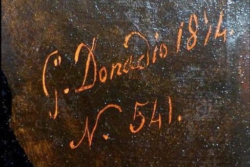 passeggiando con la storia- Giovanni Donadio pittore