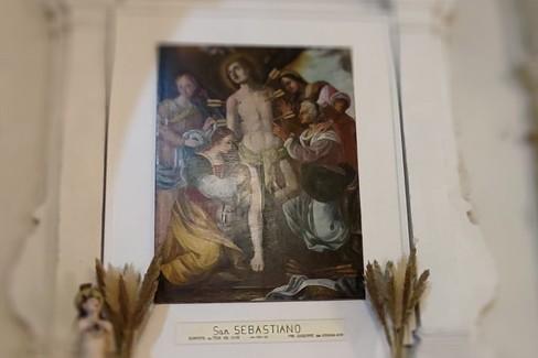 Gravina celebra San Sebastiano