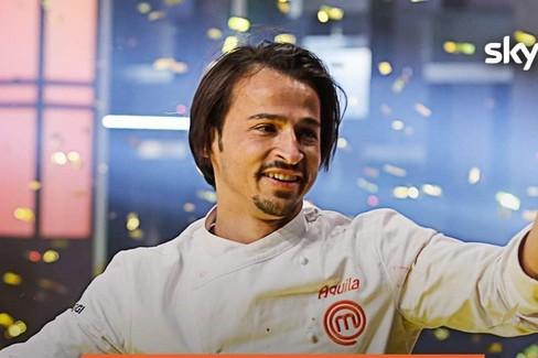 Francesco Aquila vince Masterchef
