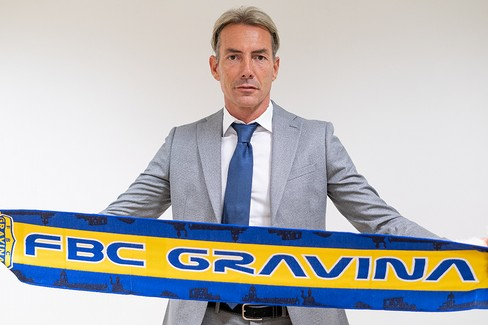 Gabriel Maule- nuovo Ds Fbc Gravina