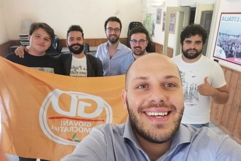 Congresso giovani dem, Stellacci confermato segretario