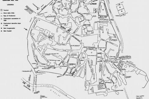 Le antiche porte fortificate di Gravina