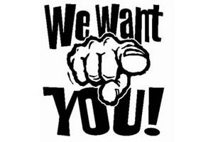 icona we want you