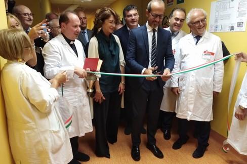Ospedale della Murgia, inaugurata l'unità di medicina trasfusionale