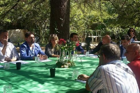 Comune e Regione stipulano un'alleanza per tutelare il Bosco comunale